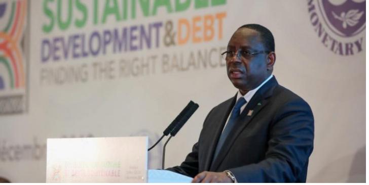 15Photos : Les images de la conférence internationale pour le développement durable et la dette soutenable à Dakar