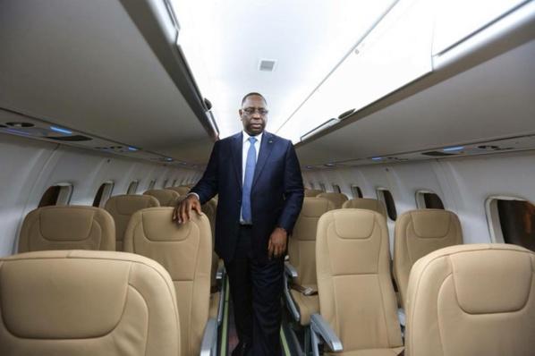 Air Sénégal: Macky Sall réceptionne le deuxième Airbus 330 Néo, mercredi