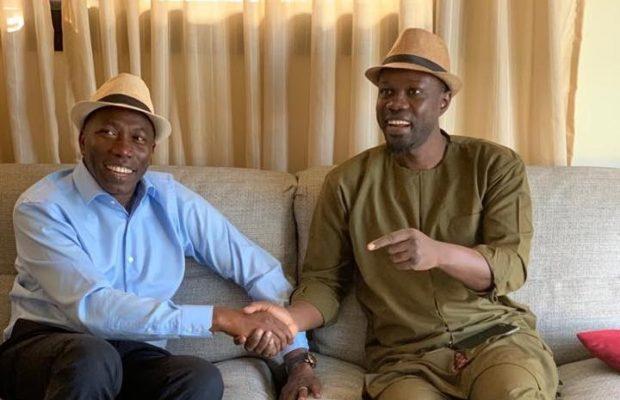 Guinée Bissau: Sonko a ouvertement choisi son candidat