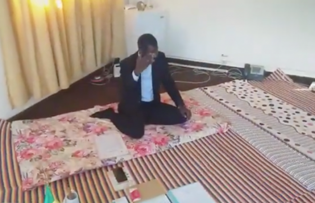 VIDEO: LE NOUVEAU BUREAU DE TALLA SYLLA