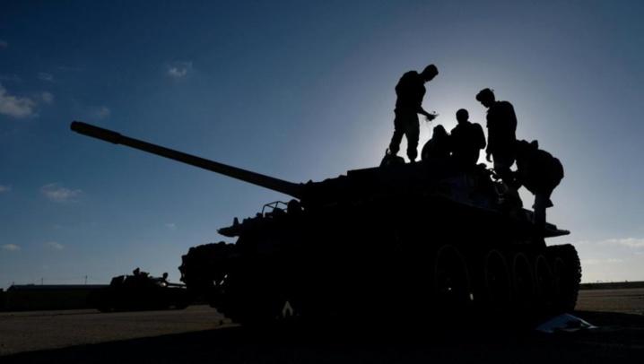 Libye: situation tendue dans la capitale entre des milices proches d'el-Sarraj