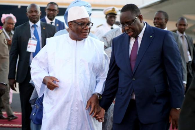 Macky Sall attendu au Mali et en Egypte