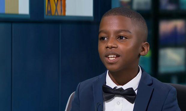 Un garçon de 11 ans ouvre un restaurant vegan et se fait insulter à l'école