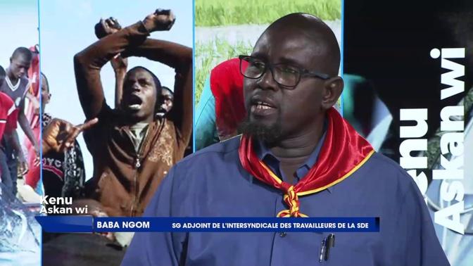 Baba Ngom, intersyndicale SDE : « Serigne Mbaye Thiam doit se démettre »