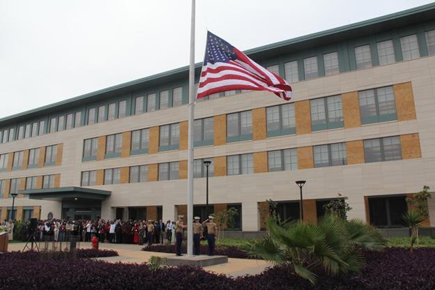 Décès d'un gendarme à Thiès : les USA présentent leurs condoléances
