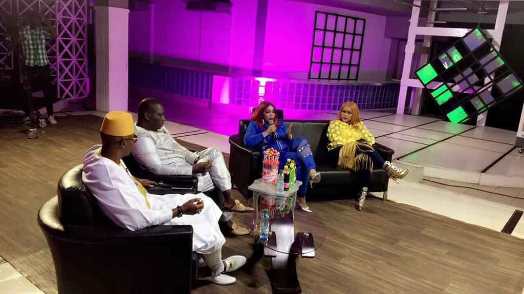 Guigui, Oumou Sow et Cheikh Sarr enflamment le plateau de Salam sur la 2STV