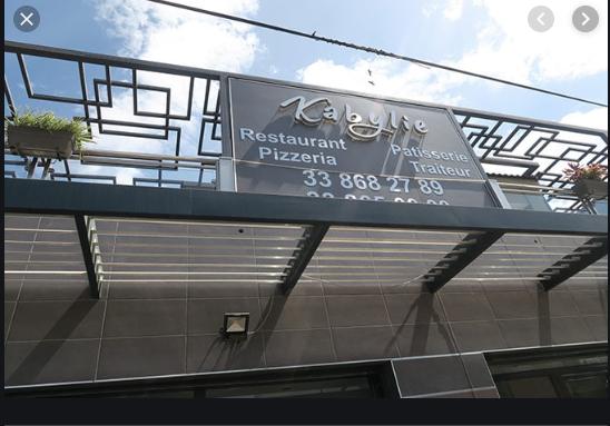 Fête de fins d'années des saveurs jamais goutté au restaurant patisserie, fast food, Kabylie et le K Lounge Almadies