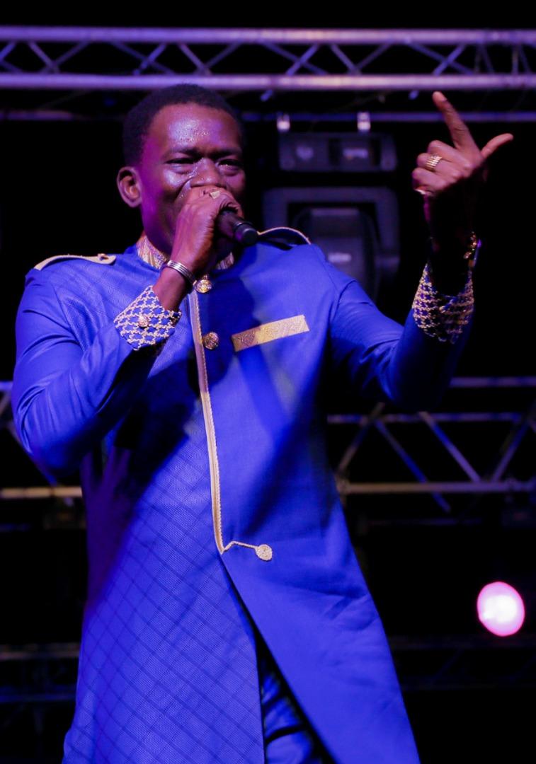 CICES2019: En crescendo, Assane Ndiaye en live vers son objectif.