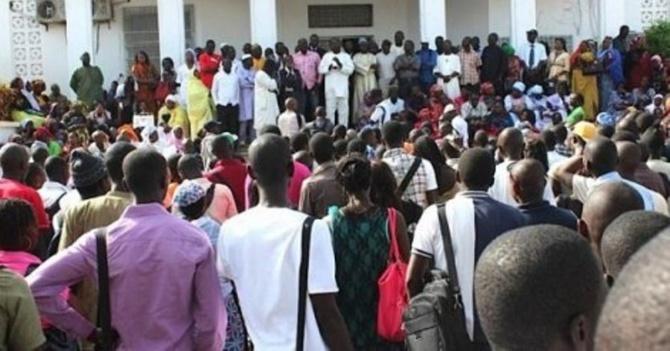 Enseignement Supérieur : Cheikh Oumar Hann annonce la réception dans 18 mois des universités Amadou Moctar Mbow et du Sine-Saloum