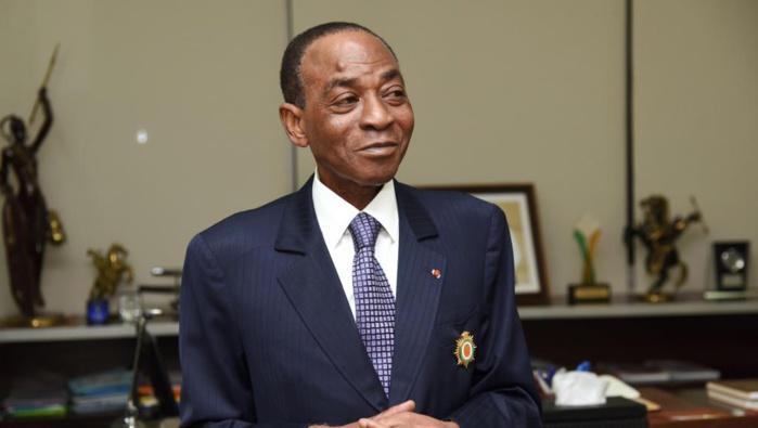 Côte d'Ivoire: Décès de l'ancien ministre Charles Diby Koffi