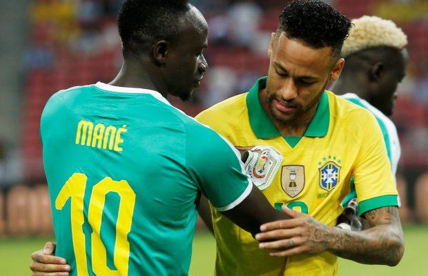 Le PSG veut Sadio Mané pour remplacer Neymar