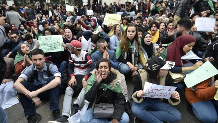 Algérie: Nouvelles manifestations étudiantes pour dire «non» à la présidentielle