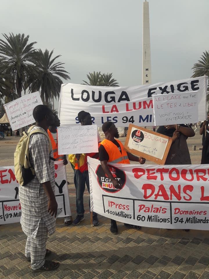 Louga fait divers insolite : comment Guy Maruis Sagna a su subtilement trompée la vigilance des policiers...