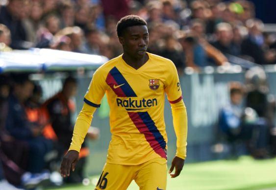 Inter Vs Barça : Moussa Wagué titularisé par Valverde