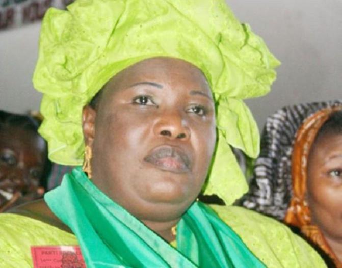 Allégeance à Macky Sall: Aminata Mbengue Ndiaye avoue