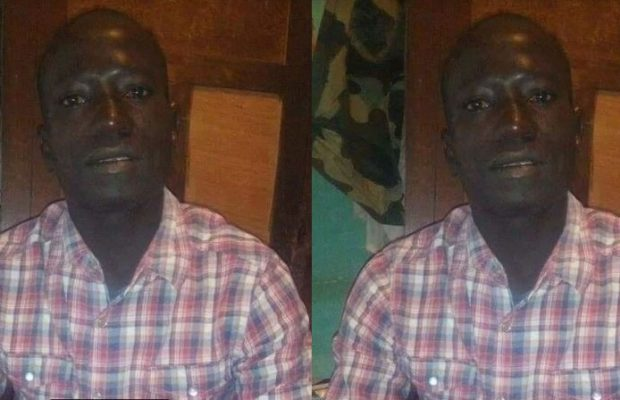 Voici Blaise Gabriel Basse, le policier qui s'est suicidé à Sandaga
