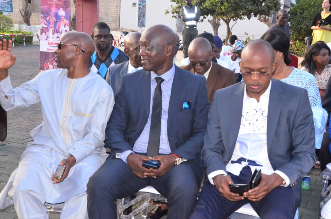 28eme FIDAK: En images la cérémonie d'ouverture avec le ministre de la culture, 6COM et SUBATEL innovent la communication et le marketing.