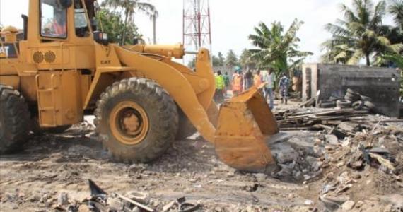 Opération zéro déchet : des opérations de désencombrement ont eu lieu, hier, à Dalifort