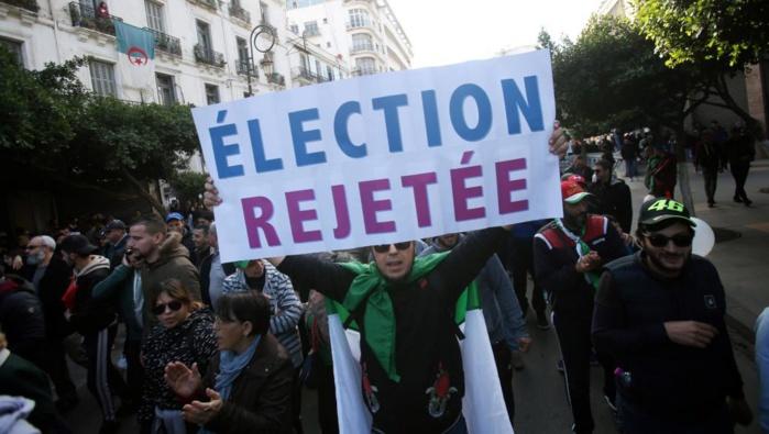 Présidentielle en Algérie: Moins de 40% de votants, un taux historiquement bas