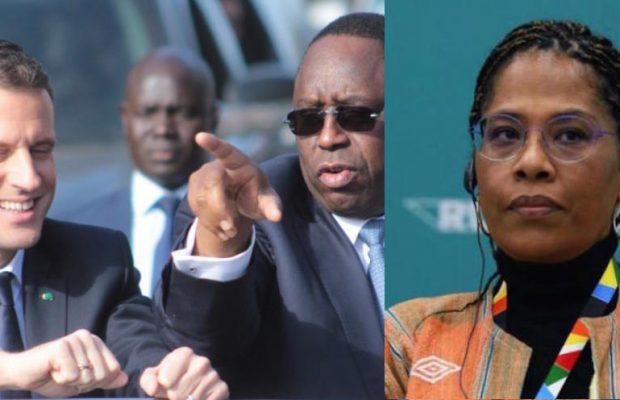 Après Macky Sall, Nathalie Yamb griffe tous les présidents africains