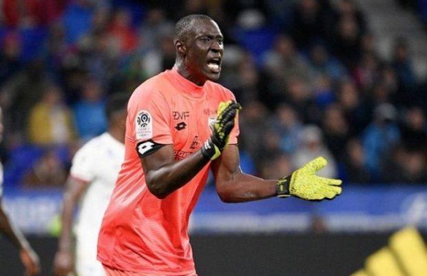 Dijon récupère son gardien Alfred Gomis pour le match face à Amiens…