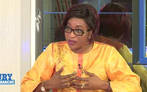 Suppression de la limitation des mandats: Zahra Iyane Thiam recadre Seigne Mbacké Ndiaye