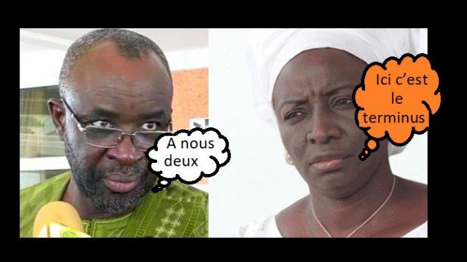 Cissé Lo clash Mimi Touré « Au CESE, le favoritisme et le copinage sont de mise,elle se projette déjà dans l'avenir