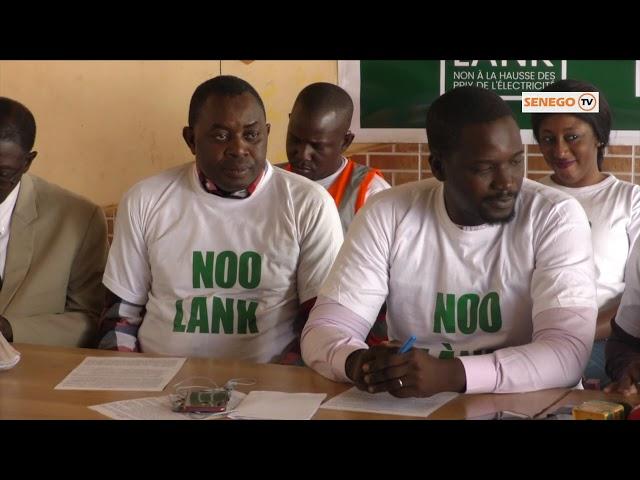 Hausse du prix de l'électricité: Nio Lank rencontre la CNTS et le Sutelec ce mercredi