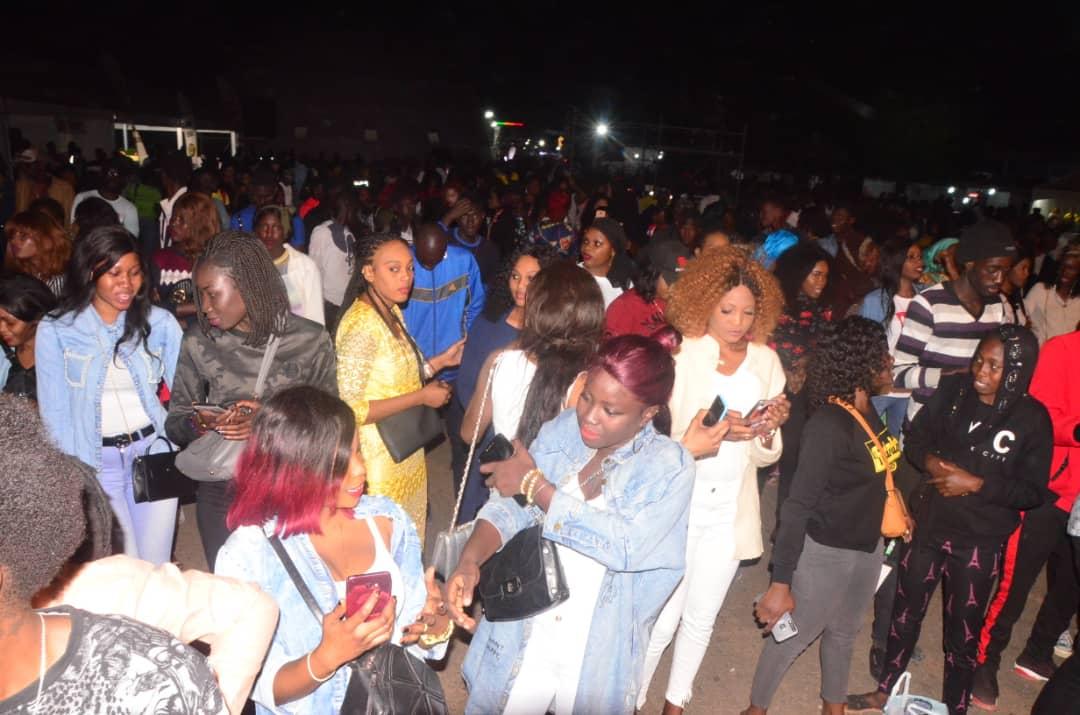 28 eme FIDAK: Vivez l'extraordinaire show du fils de NDiouga Dieng, Momo met le feu à la foire de Dakar