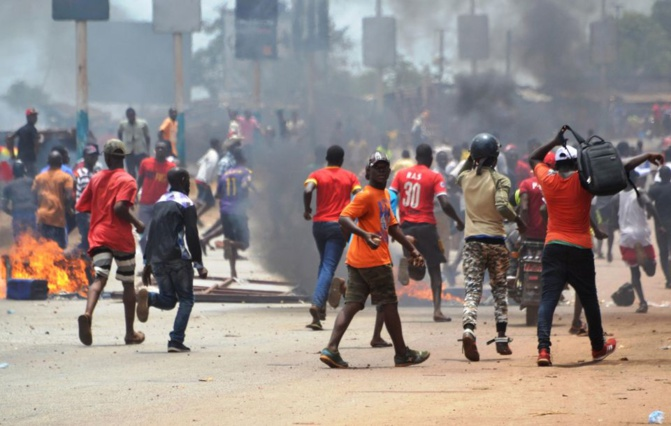 """Mamadou Ndoye : """"La répression ne peut pas arrêter un soulèvement populaire"""""""