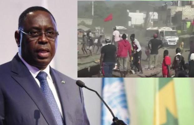 Affrontements entre pêcheurs et policiers à Mbour : La première décision de Macky Sall est prise
