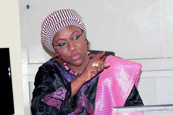Amsatou Sow Sidibé: il y a une situation manifeste de violation des droits humains au Sénégal »