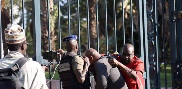 Malick DIALLO : « Quand on a touché les grilles du palais, On s'est soucié de la sécurité du président
