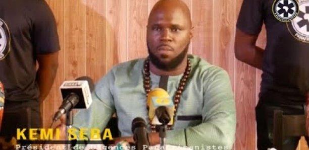 Kemi Seba sur l'Eco et le Franc Cfa : « Si Macky Sall et Ouatara continuent de cracher sur le peuple, nous allons… »
