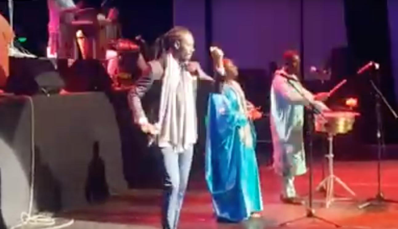 L'orchestra Baobab signe un retour inédit pour marquer les 15 ans de Carlou D au grand theatre