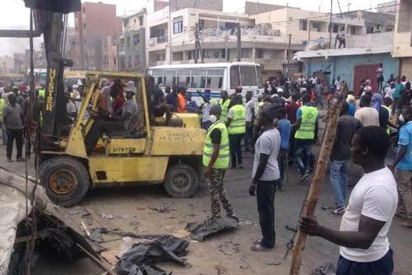 Lutte contre les encombrements: Macky Sall promet la création d'une brigade