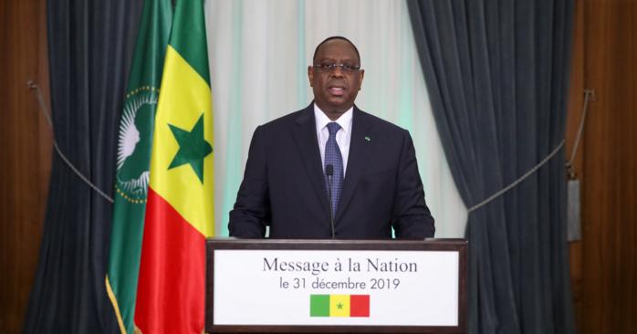 """Electricité: """"la hausse du prix ne touche pas les abonnés relevant de la tranche sociale"""", selon Macky Sall"""
