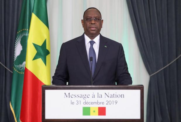 Solidarité, justice sociale, équité territoriale: Macky Sall annonce le renforcement des actions de l'Etat