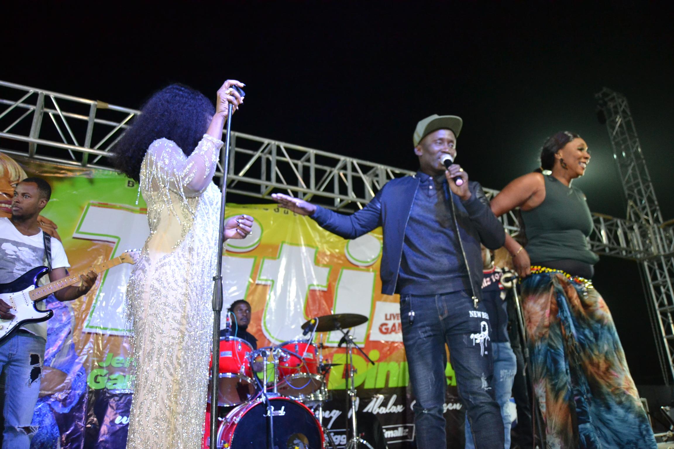 VIDÉO: Concert Titi en Gambie le leumbeul revient au meilleure de sa forme