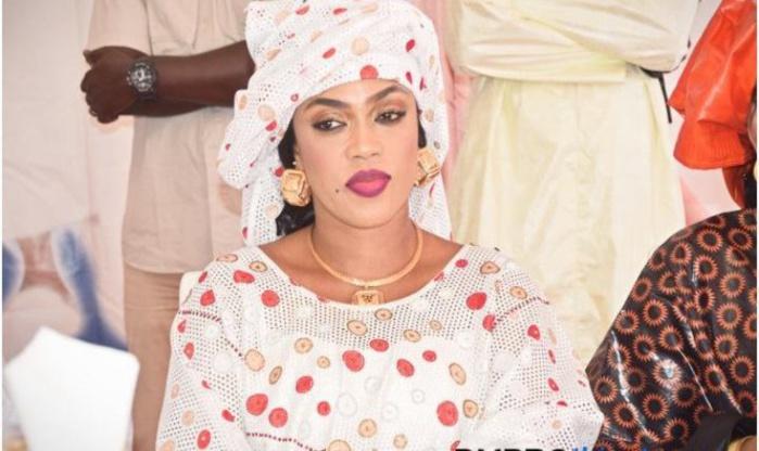 Ministère de l'Intérieur : Sokhna Aïda Diallo reçue par Aly Ngouille Ndiaye