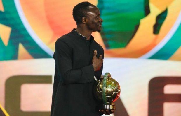 """Meilleur joueur africain: Sadio Mane """"Je l'avais promis aux Sénégalais"""""""