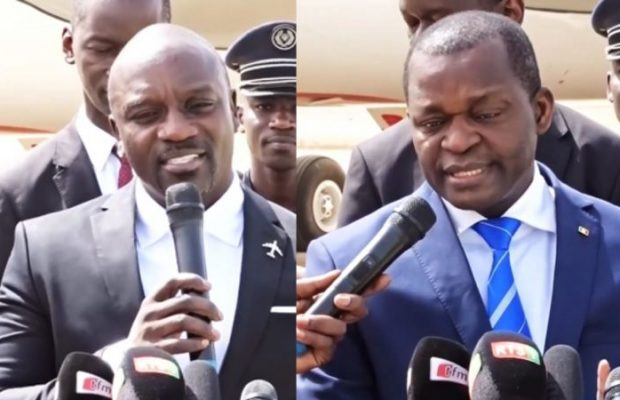 « Akon City »/Sénégal : Alioune Badara Thiam obtient l'accord des autorités