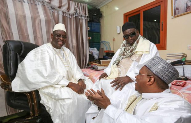 Louga : Le Khalife Thierno Bachir Tall offre une villa au président Macky Sall.