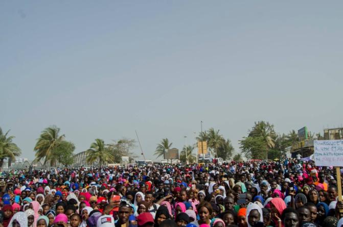 Après Dakar et les autres régions: Saint-Louis marche aujourd'hui contre la hausse du prix de l'électricité