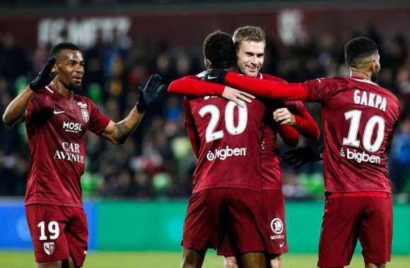 Ligue 1: Habib Diallo et Metz domine Strasbourg