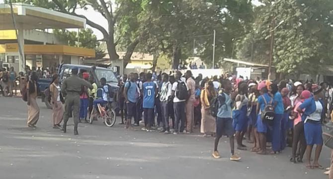 Trafic de drogue, agression de professeurs...les goulots d'étranglement de l'enseignement à Bignona
