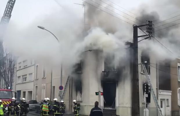 Angers : Une sénégalaise serait morte dans l'incendie d'une maison qui a causé trois autres blessés.