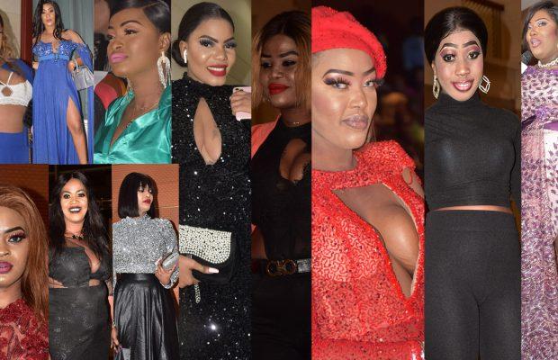 Soirée de Sidy Diop : Les plus belles filles étaient au rendez-vous, Fente ,Patial et Belle Sagnsé