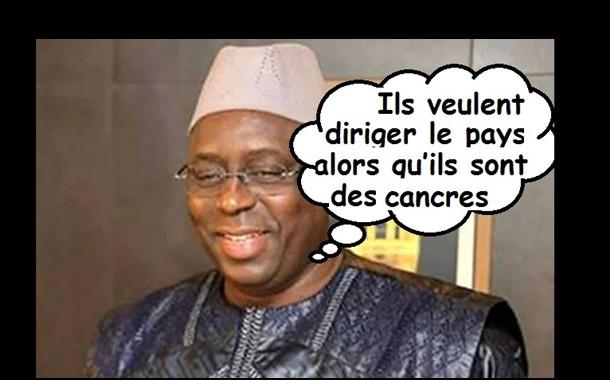 Macky réussit à démobiliser l'opposition sénégalaise, « Nio lank » seul occupant de la place publique…