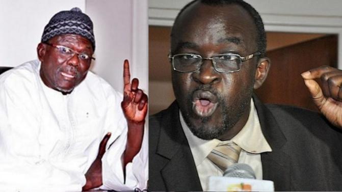 Réunion du SEN de l'Apr: des sanctions demandées contre Moustapha Cissé Lô et Mousthapha Diakhaté
